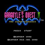Gargoyle's Quest 2