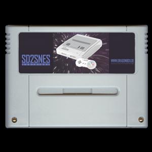 SD2SNES Platine von Dragonbox