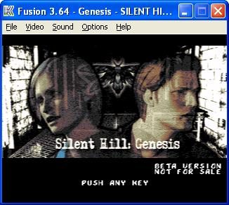 Silent Hill Title