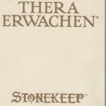 Thera Erwachen als Beilage zu Stonekeep