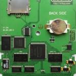Das NES N8 Everdrive Board ohne Modulhülle